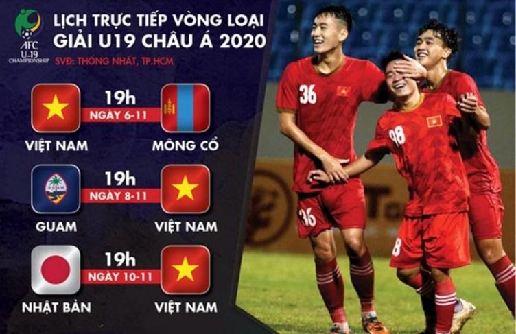 Cùng Five88 cập nhật thông tin U19 châu Á chi tiết nhất năm 2021